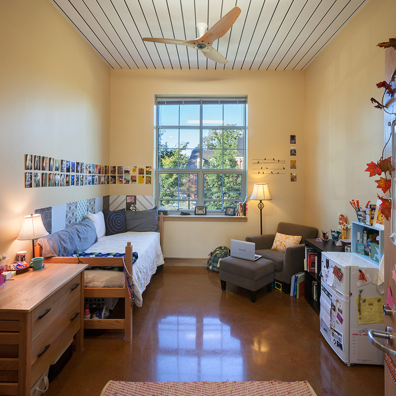 Five Trends Reimagining Student Living on College Campuses