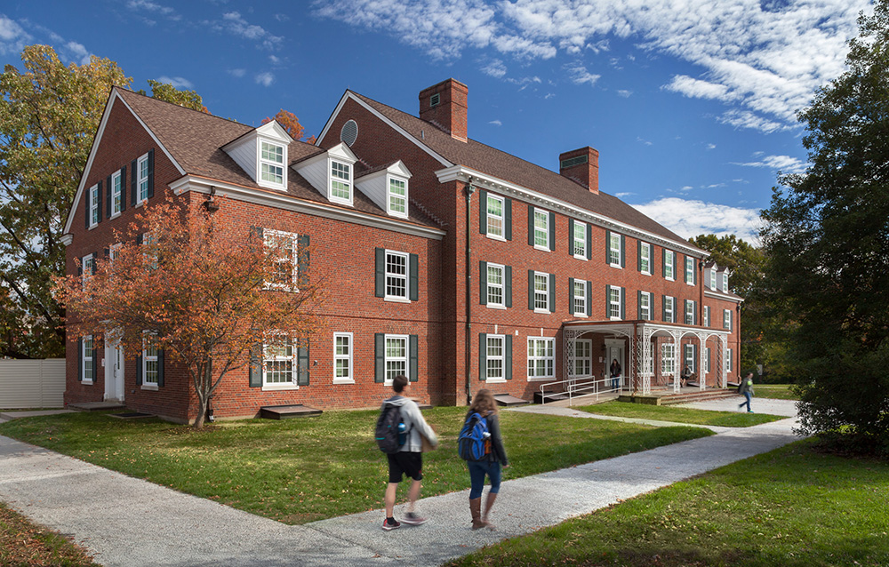 Anna Smith Residence Hall Renovation