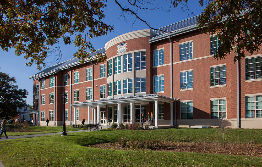 Deep Green Residence Hall