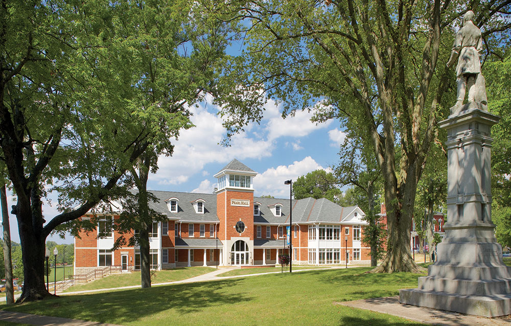 Pearl Residence Hall