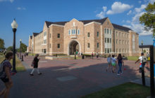 Hardesty Hall, University of Tulsa