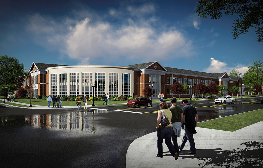Student Recreation and Fitness Facility