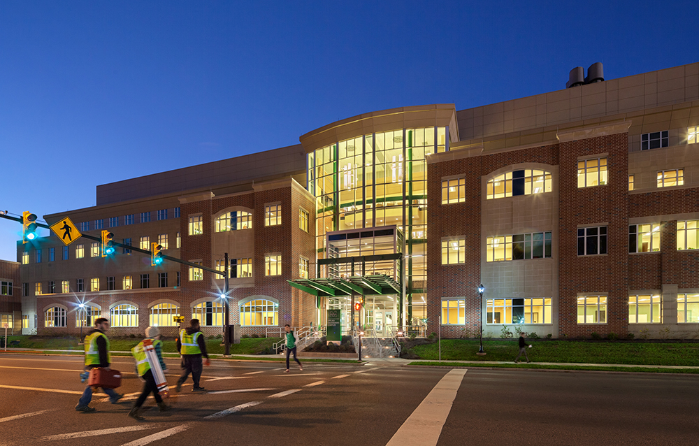 Arthur Weisberg Family Applied Engineering Complex