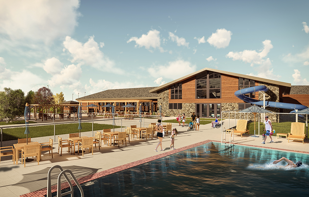 New Recreation Center Concept
