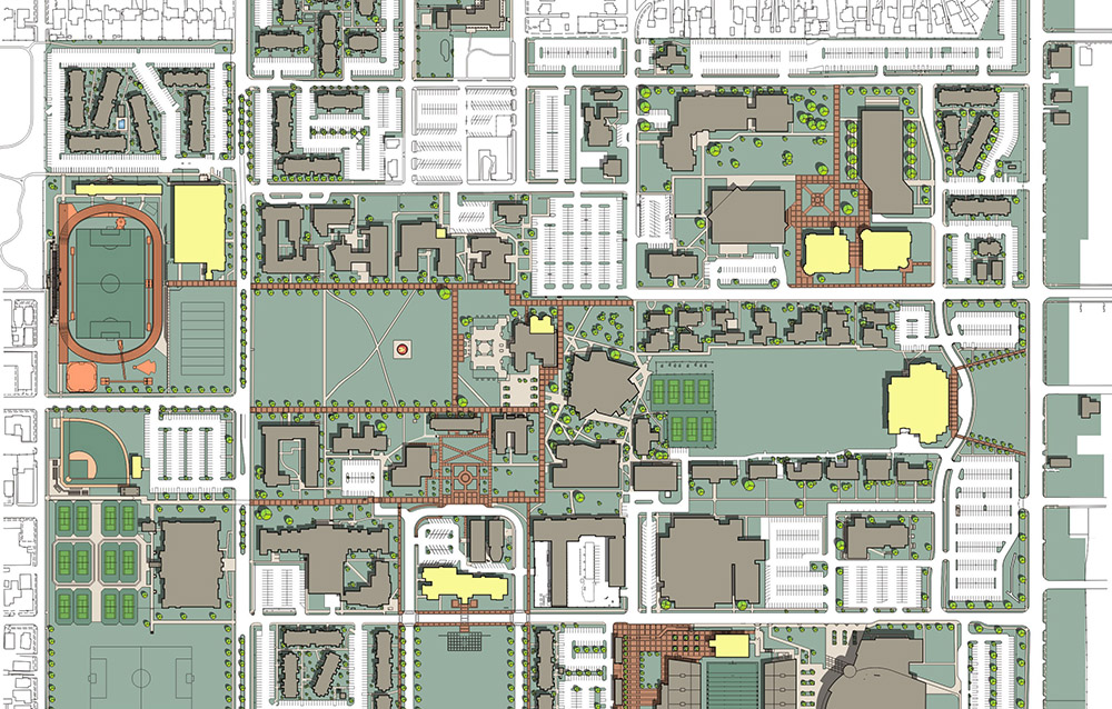 Campus Master Plan Update