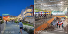 Two Hastings+Chivetta-designed projects win NIRSA awards