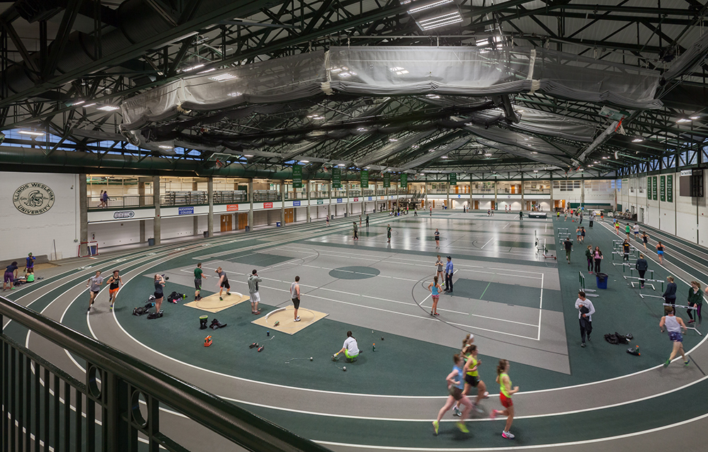 Shirk Center Expansion