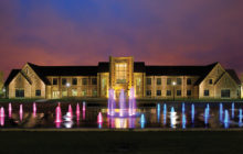 Collins Hall | Welcome Center, University of Tulsa