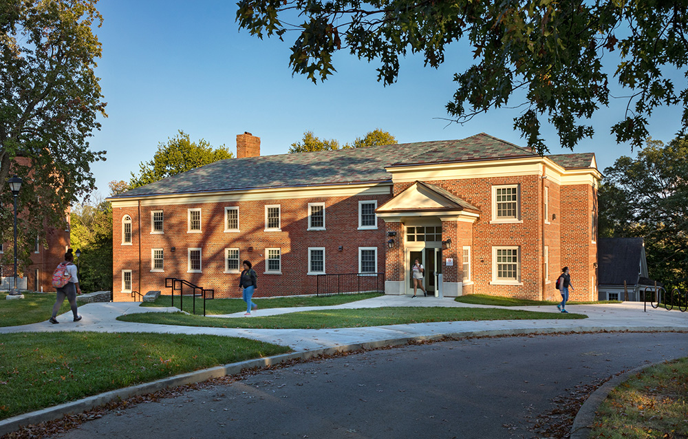 Seabury Residence Hall Renovation