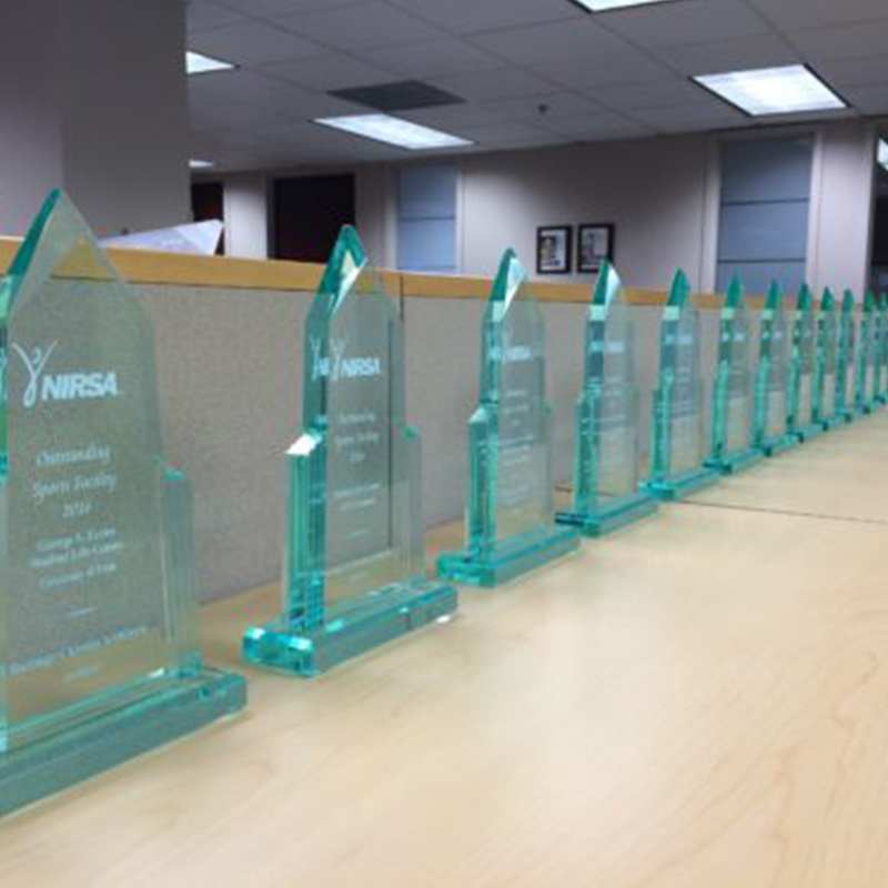 H+C Receives 26th & 27th NIRSA Outstanding Sports Facilities Awards