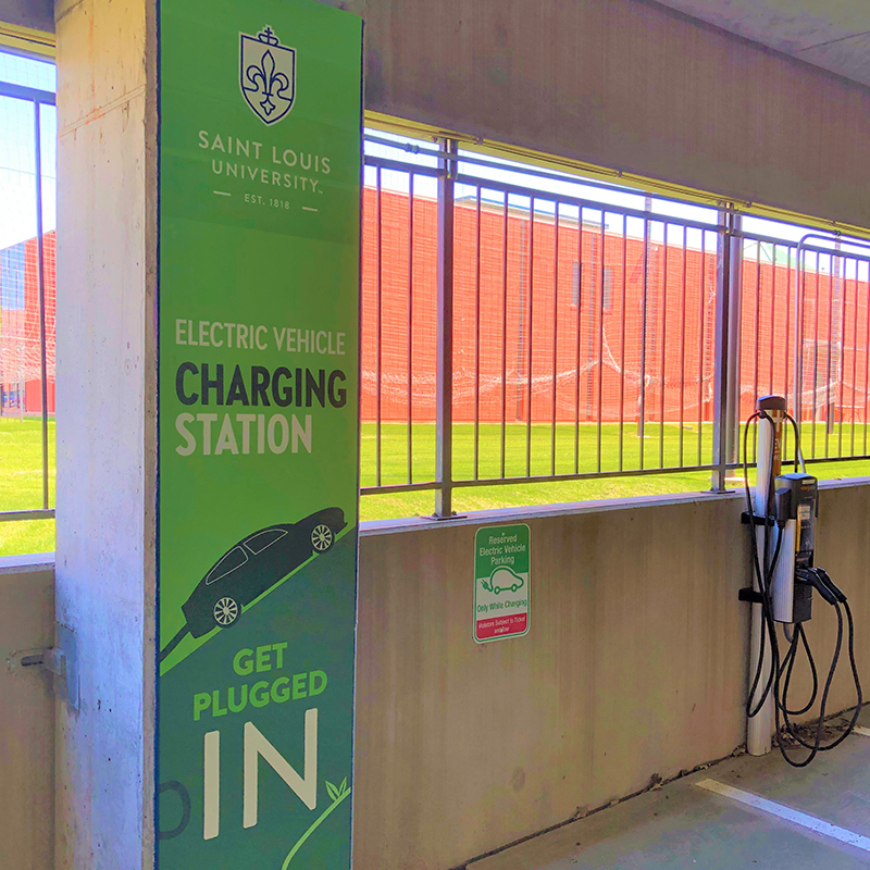 Integrating Electric Vehicle Charging Stations into Architectural Design