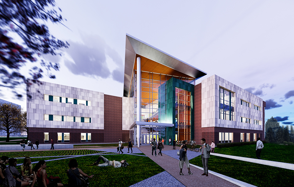 Interdisciplinary Science and Engineering Building