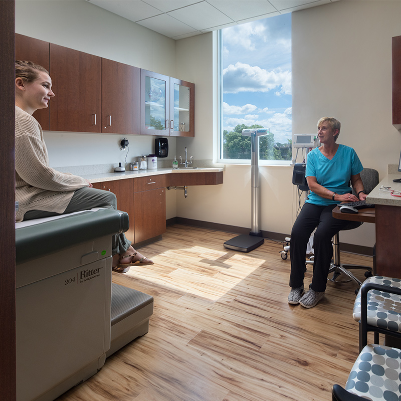 New Health and Wellness Facilities Help Colleges Tackle COVID-19