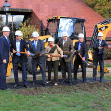 Millikin University breaks ground on new University Commons