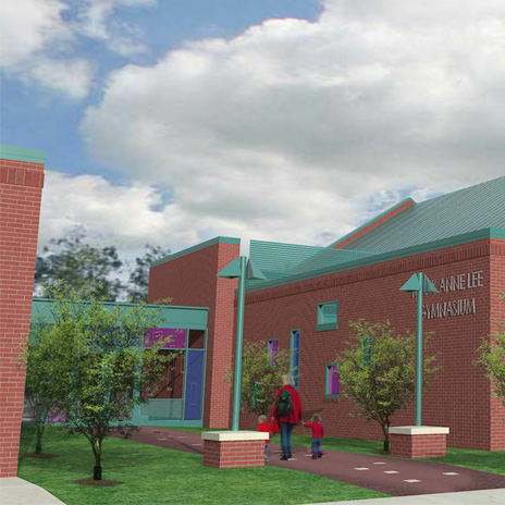 Miriam School Hires H+C for New Gym Project