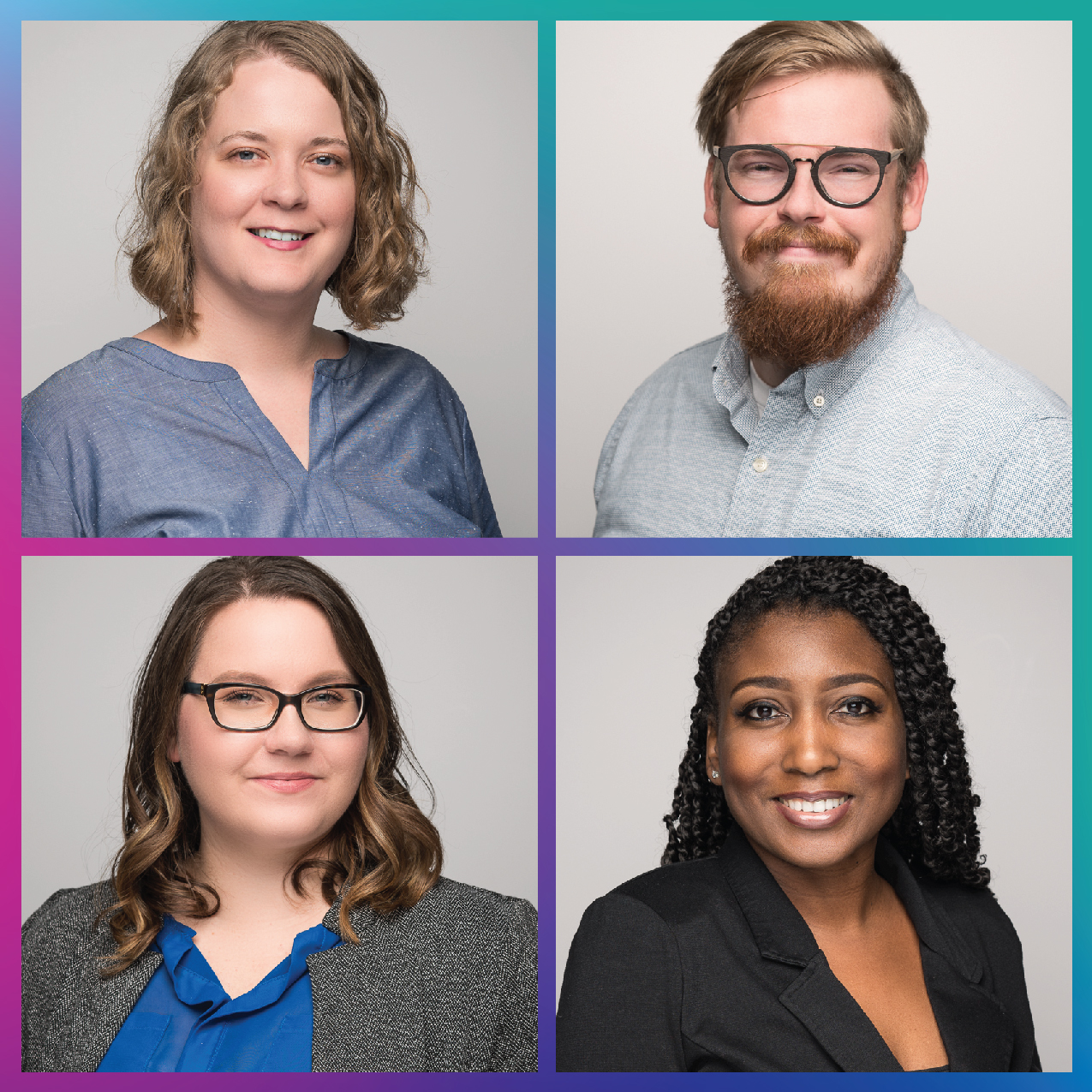 Four New Employees Added to the H+C Team