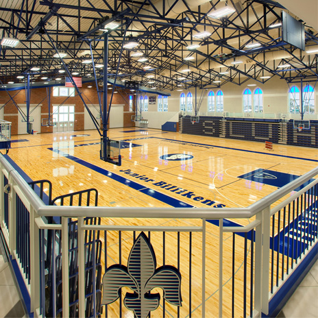 SLUH's Field House Dedicated Today