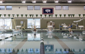 Green River High School Aquatic Center