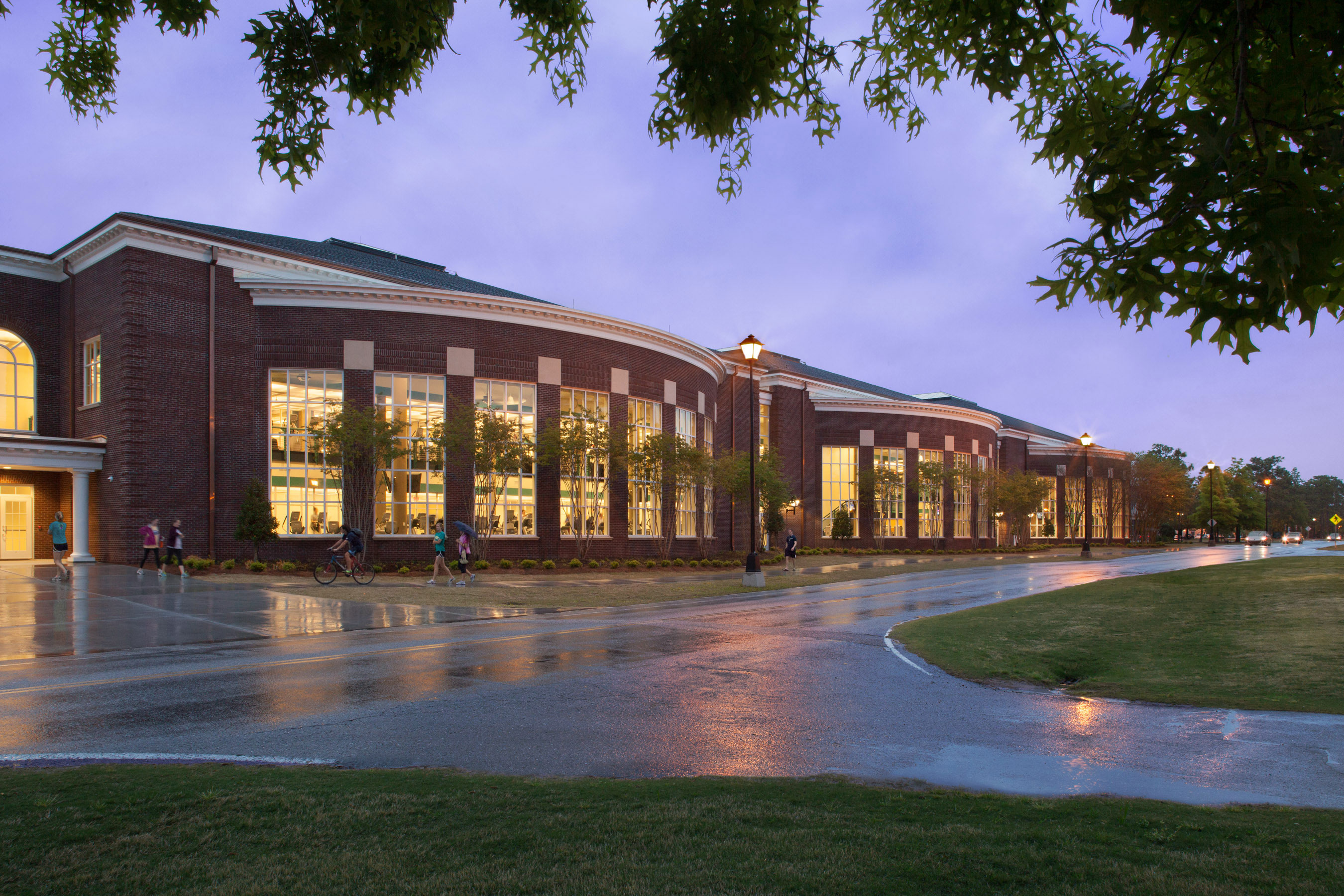 UNCW Student Rec Center Featured as AB's Facility of the Week