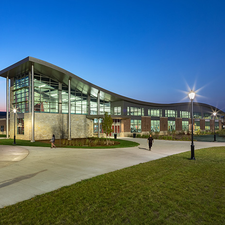 Two H+C Projects Featured in Athletic Business Architectural Showcase Issue