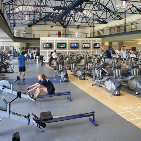 Campus Recreation Amp Wellness Architects Hastings Chivetta